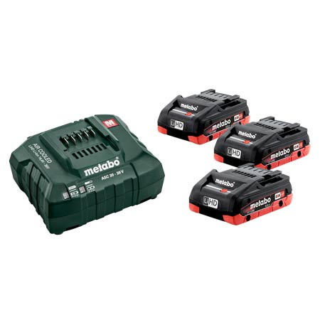 Metabo Basic Set LiHD
