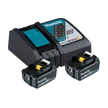 Stritmatter Lauchringen Makita Power Source Kit